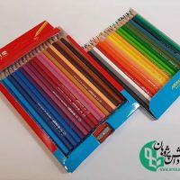 لوازم التحریر | مداد رنگی 36 رنگ