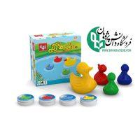 بازی فکری | مرغابی های رنگی