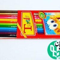 مداد رنگی لاک پشت