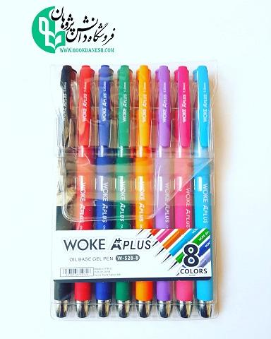 خودکار-8-رنگ-وک
