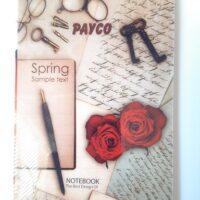 دفترچه-یادداشت-پایکو-فنری