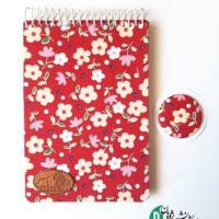 دفترچه-یادداشت-گل-دار-