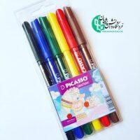 ماژیک-6-رنگ-پیکاسو